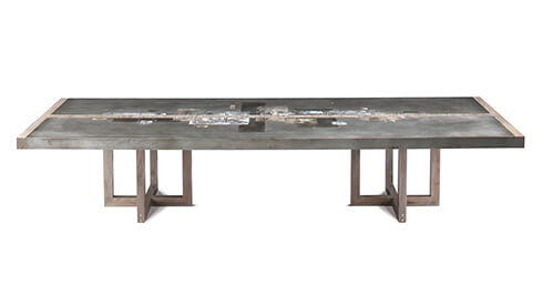 DIVIDED LANDS Dining Table